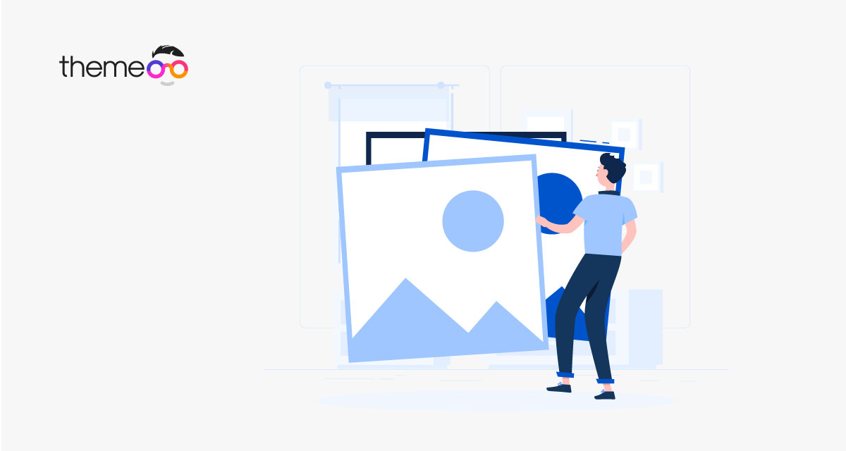 work with image widgets in Elementor