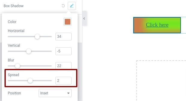 Create a Gradient Button in Elementor