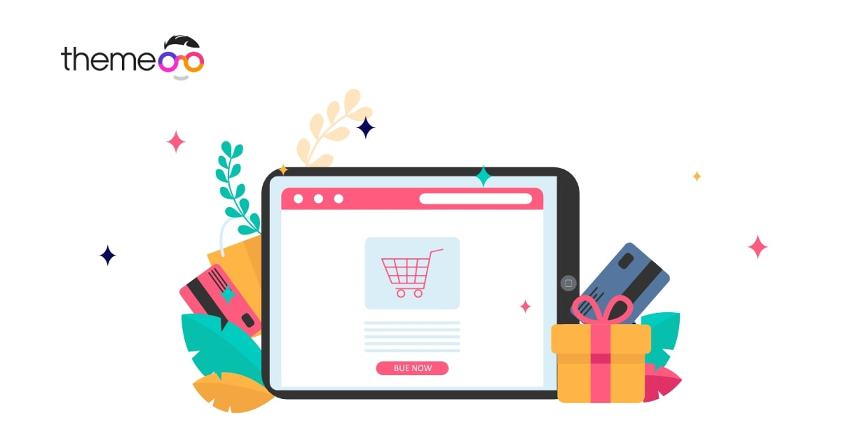 custom WooCommerce product page with Elementor