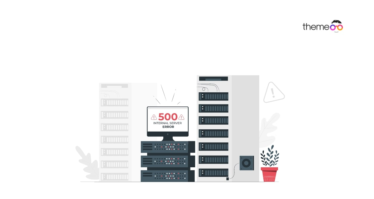 500 internal server error Elementor