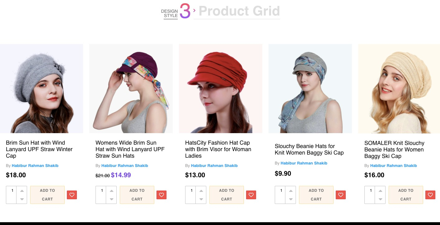 Product-grid